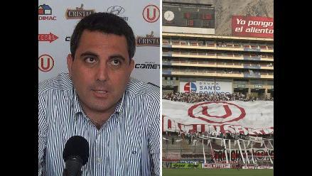 Jorge Vidal tras ataque al Monumental: No sé qué pasaba si yo estaba ahí