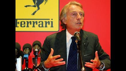 Presidente de Ferrari renuncia a su cargo tras fracaso en el GP de Monza