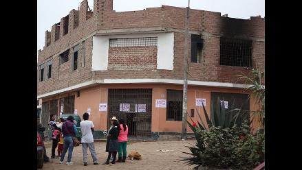 Villa El Salvador: Clausuraron centro de rehabilitación incendiado