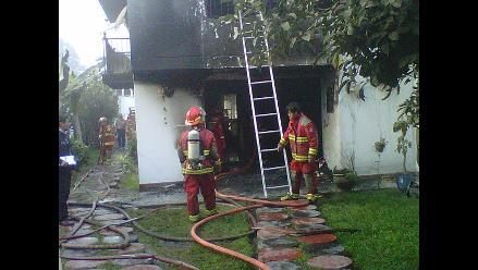 Incendio de grandes proporciones consume un centro de rehabilitación en VES