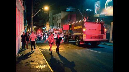Incendian local en el que se iban a casar homosexuales en Brasil