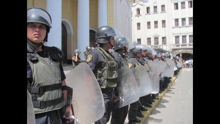 Chiclayo: policía define plan de seguridad para elecciones de octubre