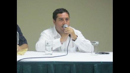 Cajamarca: evalúan denunciar por difamación a regidor Julio Villegas