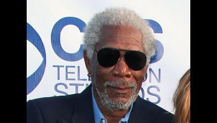 Morgan Freeman estará en la nueva versión de
