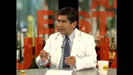 Jesús Bonilla: Médicos del Minsa son los peores pagados de Latinoamérica