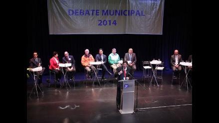Candidatos a Lima firmarán compromiso para gestión transparente