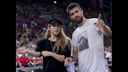 Shakira luce por primera vez su embarazo junto a Gerard Piqué