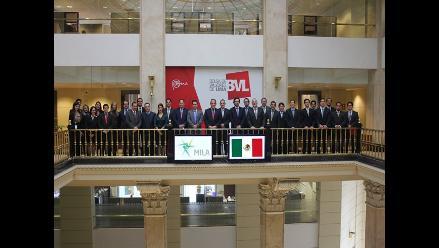 BVL: Agentes de bolsa mexicana se reúnen con sus pares del MILA
