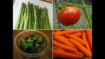 ¿Crudos o cocidos? así es como debes consumir estos alimentos