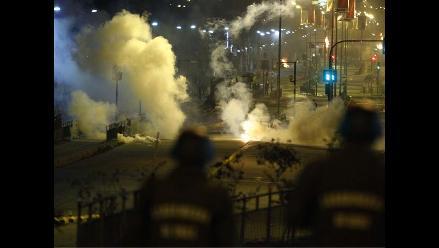 Chile: 6 policías heridos y cortes de luz en aniversario golpe Estado