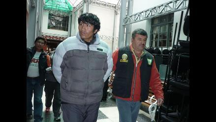 Junín: capturan a cuatro delincuentes que robaron 800 kilos de maca