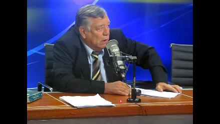 Urbina: Villarán no tiene autoridad moral para postular a la reelección