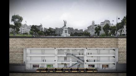 CAF supervisó Línea 2 del Metro de Lima