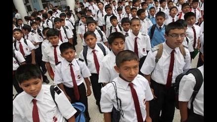 Trujillo: proponen curso de ética para formar en valores a escolares