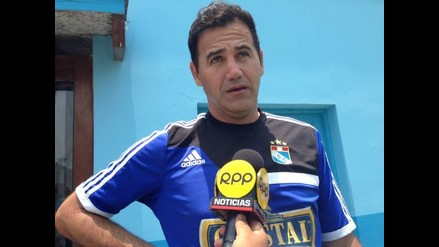 Federico Cúneo ratifica confianza a Daniel Ahmed en Sporting Cristal
