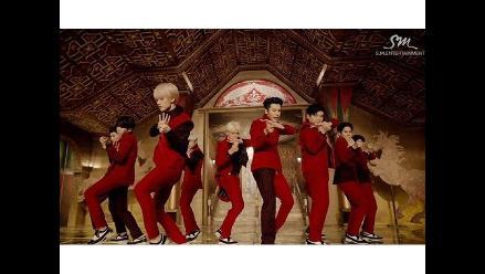 Super Junior: ´Mamacita´ superó los ocho millones de vistas