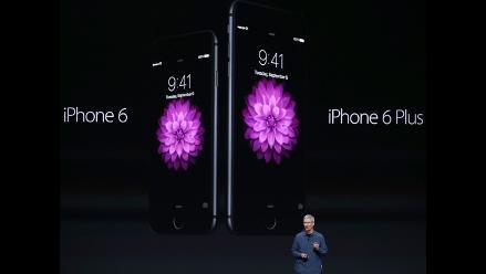 Récord de pedidos de nuevos iPhone 6 retrasarán un mes su entrega