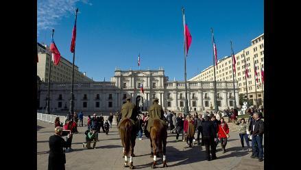 Chilenos conmemoraron el aniversario del golpe de Estado