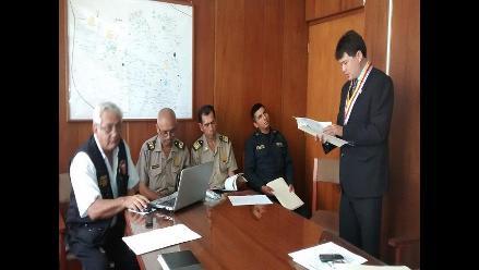 Unos quince puntos críticos en seguridad serán priorizados en Piura