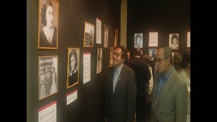 Inauguran exposición fotográfica de lambayecanas emblemáticas