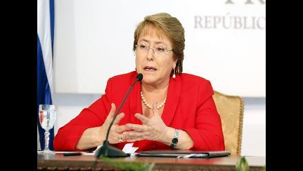 Bachelet: educación no es bien de consumo, sino un derecho social
