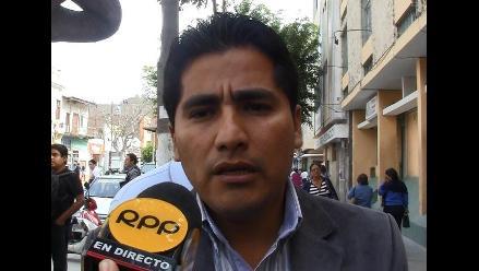 Lambayeque: excarcelado alcalde de Pomalca teme por su vida