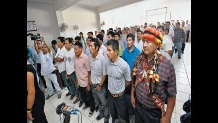 Amazonas: continúan interrogatorios a procesados por el Baguazo
