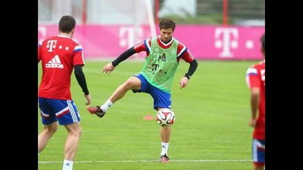 Bayern Munich: Xabi Alonso padece extraña lesión, explica medio alemán