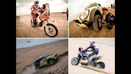 Dakar Series: Las mejores imágenes de la primera etapa del Desafío Inca 2014