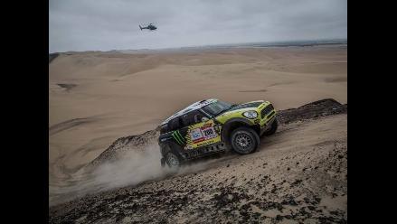 Dakar Series: Toda la emoción de una primera etapa que coronó a Nani Roma