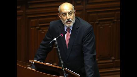 Suspenden interpelación al ministro Eleodoro Mayorga por falta de quórum