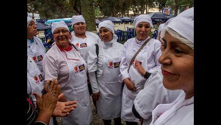 Mistura: Cocineras de menú popular recibirán premio Teresa Izquierdo