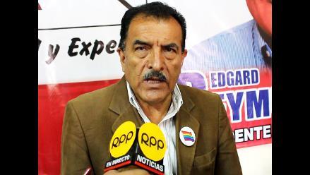 Junín: Edgar Reymundo denuncia intervención de partidos en acusación