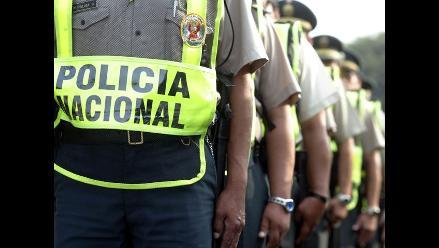 Presentan los 76 kilos de cocaína en Huancavelica