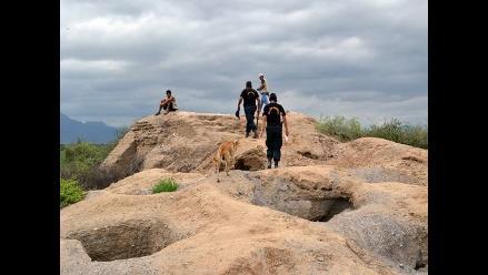 Lambayeque: tráfico de tierras es amenaza para lugares turísticos