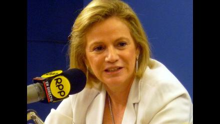 Pilar Nores: Enrique Cornejo es lo que buscamos para Lima
