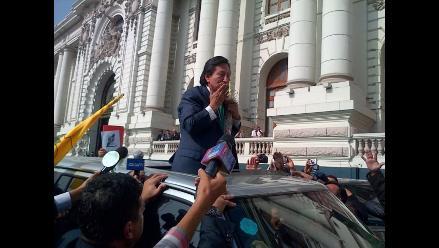 Alejandro Toledo: ´Hoy es el inicio de Perú Posible hacia el 2016´