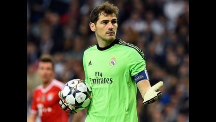 Real Madrid: Casillas ofrece más trabajo ante los silbidos