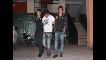 Ayacucho: capturan a presunto delincuente acusado de asalto a mano armada