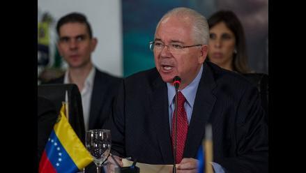 Nuevo canciller de Venezuela denunciará política agresiva de EEUU