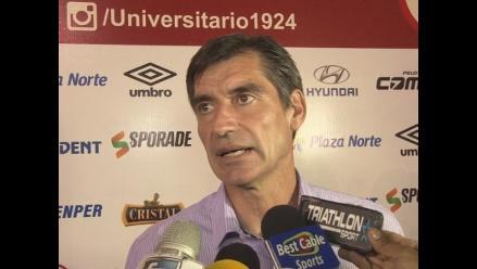 Óscar Ibáñez: Ganamos y pudimos mantener el cero, eso fortalece el grupo