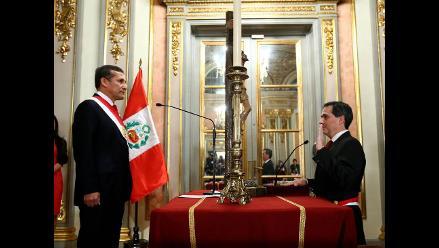 Así juró Alonso Segura como ministro de Economía y Finanzas