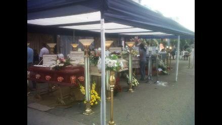 Ayacucho: tres días de duelo por muerte de 26 pasajeros en accidente
