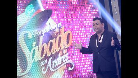 Andrés Hurtado ´Chibolín´: Así fue el estreno de su programa