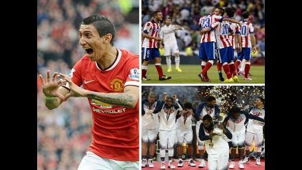 Estos fueron los 5 momentos más destacados del deporte el fin de semana