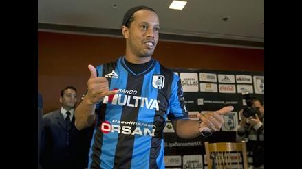 Chivas suben precio a entradas para duelo con Querétaro de Ronaldinho