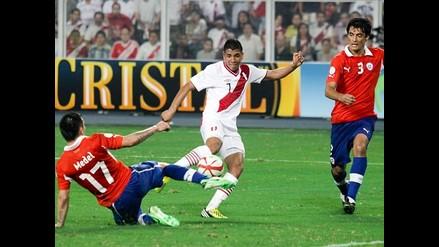 Selección peruana ya tiene fecha pactada para la revancha con Chile