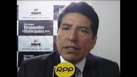 Trujillo: interponen queja contra presidente del JEE Walter Cotrina