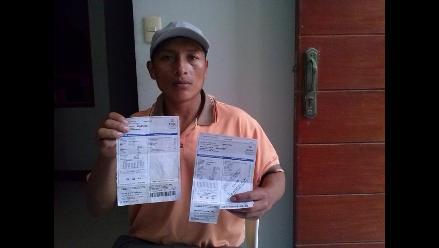 Lambayeque: usuario denuncia irregularidades en entrega de gas
