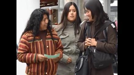 Singular video invita a valorar diversidad de lenguas originarias en Perú